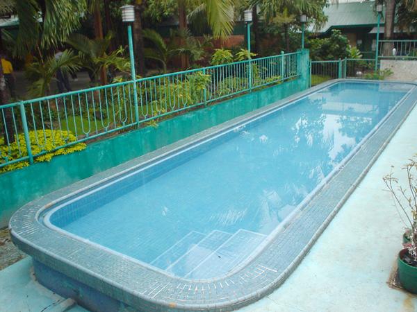 Swimming pools of metro manila - Length of swimming pool in meters ...